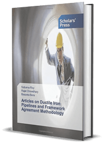 Articles on Ductile Iron Pipelines and Framework Agreement Methodology Book Cover