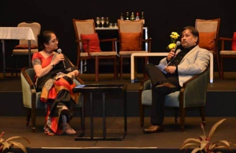 A Deep Chat with the Critically Acclaimed Bestselling Author Sabarna Roy