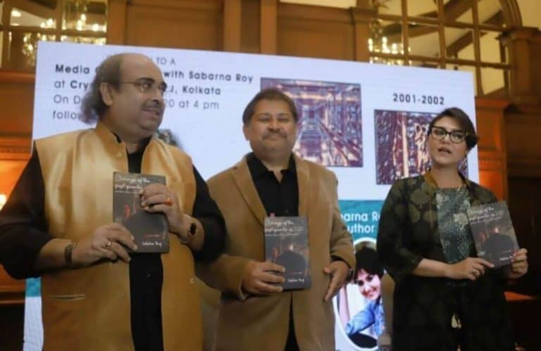 "Savarna Roy's new book ""Etching of the First Quarter of 2020"" published"