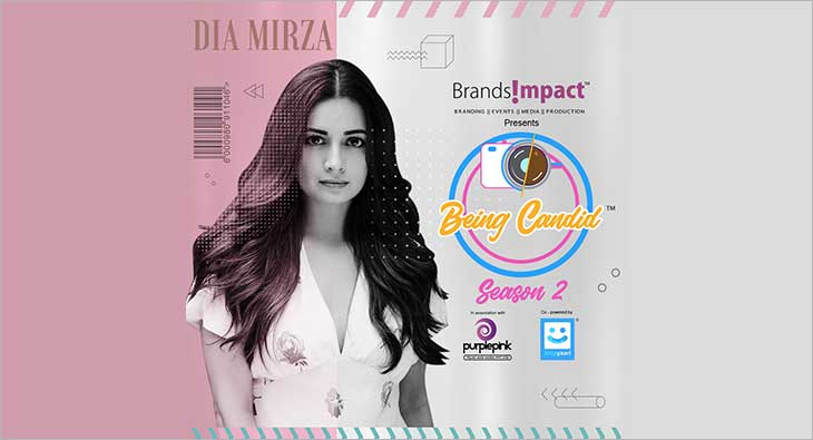 Brands Impact brings Being Candid – Season 2 with Dia Mirza